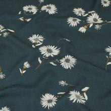 Šatovka zelená, krémový květ, š.140