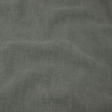 Len šedý 19006, předepraný, 250g/m, š.140