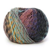 Příze SHINE 100g, barevný mix - odstín 0131