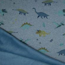 Warmkeeper modrý, dinosaury, š.145