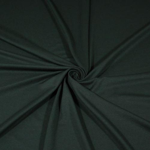 Úplet tmavo zelený 17427, 250g/m, š.155
