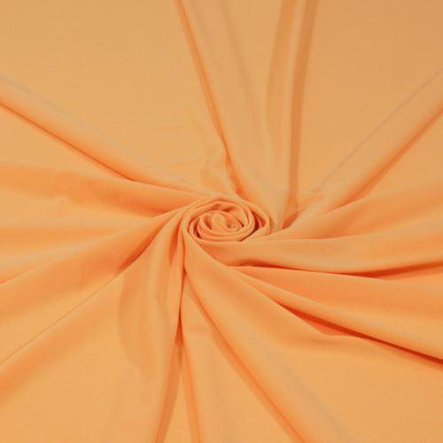 Úplet oranžový, š.150