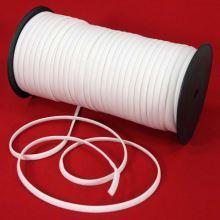 Guma ramienková biela, šírka 5mm