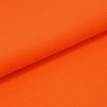 Náplet žebrovaný RIB 2/2, oranžový, š.140