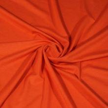 Úplet oranžový tmavší, 220g/m, š.160