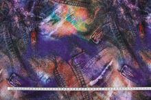 Úplet farebný denim 15860, š.145
