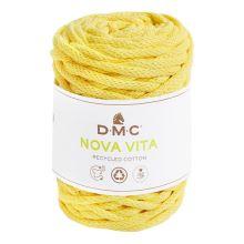 Příze NOVA VITA 250g, světle žlutá - odstín 091