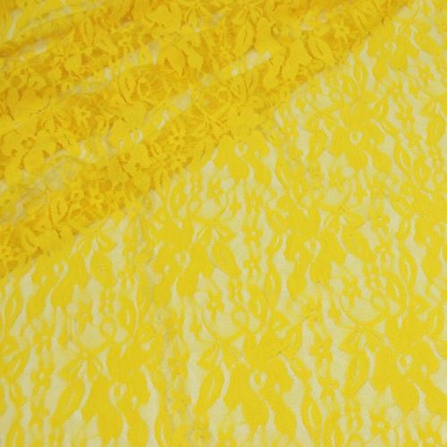 Čipka 16389 žltá, š.150