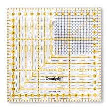 Pravítko Prym pro patchwork, 15x15 cm