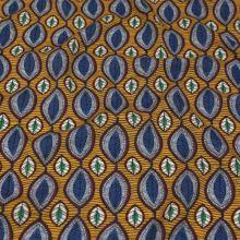 Šatovka okrová, etno vzor, š.140