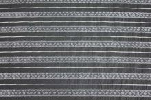 Košilovina šedá, stříbrný pruh š.155