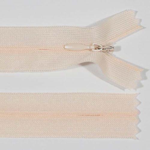 Zips skrytý šatový 3mm dĺžka 20cm, farba 361