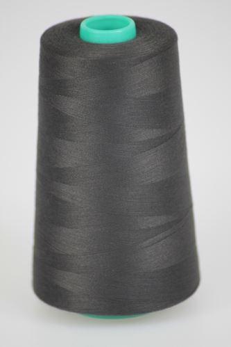 Nit KORALLI polyesterová 120, 5000Y, odstín 8790, hnědá