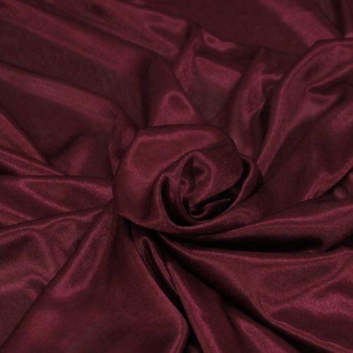 Podšívka elastická tmavo vínová IB67, š.150