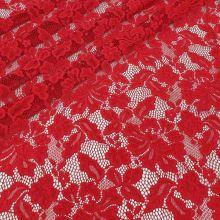 Čipka SP červená, š.150
