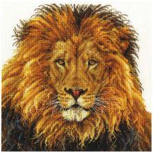 Vyšívací sada DMC velká, lví pýcha