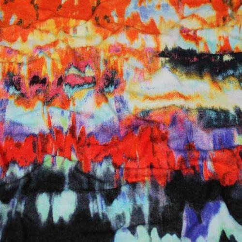 Úplet farebný, vzor N3075, š.155