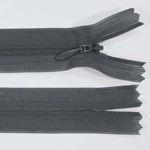 Zip skrytý šatový 3mm délka 30cm, barva 312