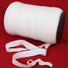 Pruženka lemovací bílá, šíře 18mm