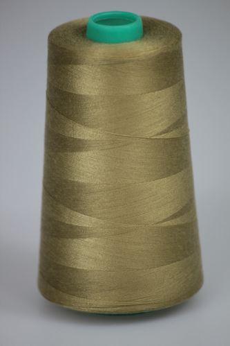 Nit KORALLI polyesterová 120, 5000Y, odstín 7330, béžová