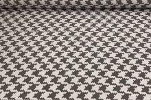 Bavlněná kostýmovka 09323 šedá, velké pepito, š.155