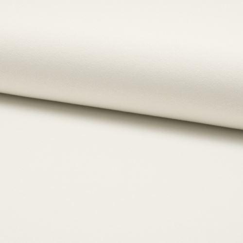Úplet žoržet DE LUXE krémový, 260g/m, š.145