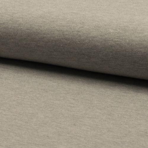 Úplet svetlo šedý 16723, melé, 220g/m, š.160