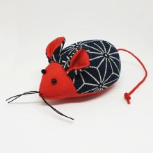 Ihelníček Prym červená myš