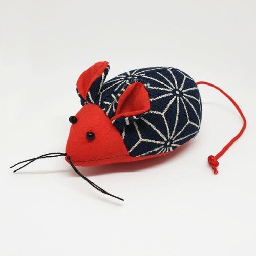Jehelníček Prym červená myš