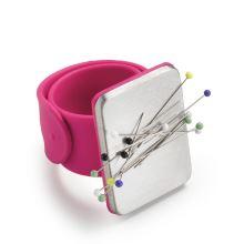 Magnetický ihelníček na ruku, Prym Love ružový