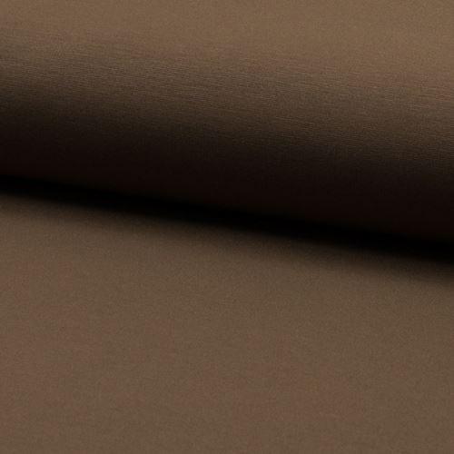 Úplet NYLON PUNTO 16414, světle hnědý, š.150