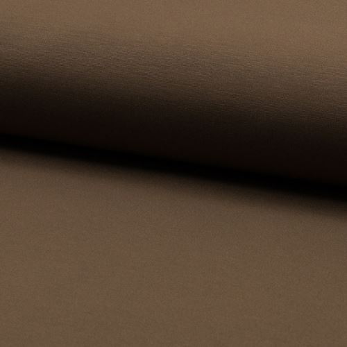 Úplet NYLON PUNTO 16414, svetlo hnedý, š.150