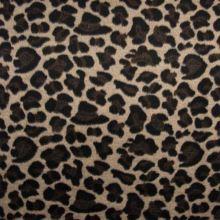 Kabátovina hnědo-černý zvířecí vzor, š.150