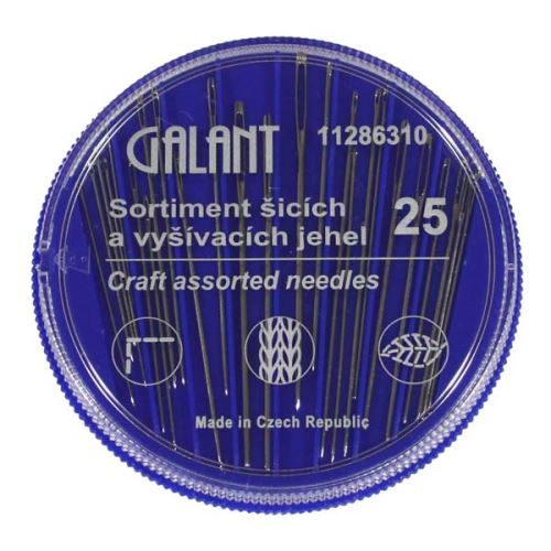 Kompakt ihly Craft - 25 ihiel