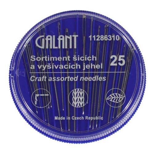 Kompakt jehly Craft - 25 jehel