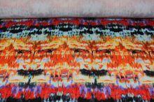 Úplet barevný, vzor N3075, š.155