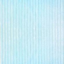 Minky menčester svetlo modrý, š.140