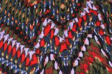 Úplet farebný vzor N2861, š.150