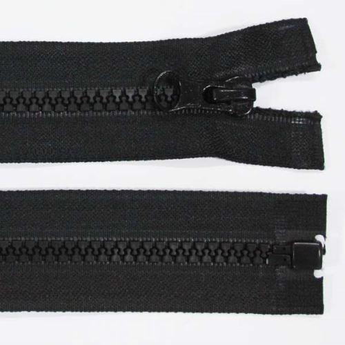 Zip kostěný 5mm délka 85cm, barva 332 (dělitelný)