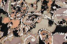 Úplet N3635, barevný vzor, š.155
