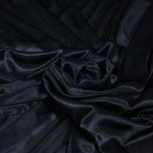 Podšívka elastická modro-černá IB87, š.150