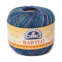 Babylo 50g, síla 10, barevný mix - odstín 4507