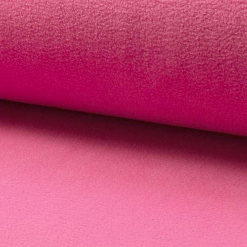 Polar fleece růžový, š.150