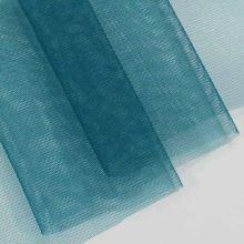 Tyl lesklý N3271, blankytně modrý š.155