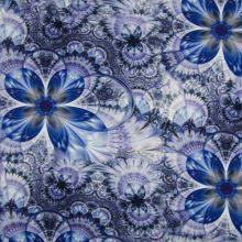 Úplet modré mandaly, š.145