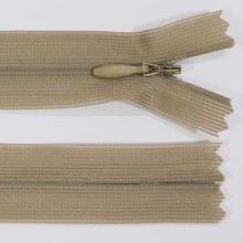 Zip skrytý šatový 3mm délka 18cm, barva 308