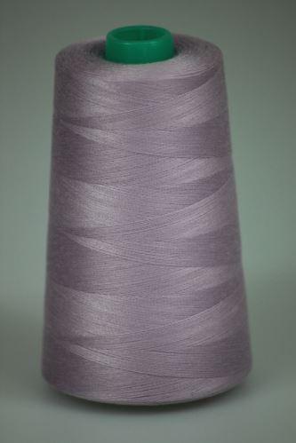 Niť KORALLI polyesterová 120, 5000, odtieň 4430, ružová