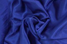 Podšívka saténová modrá š.150