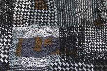 Úplet 15950, barevný vzor, š.145
