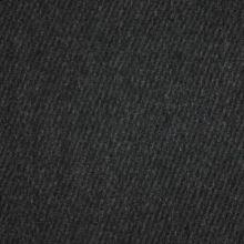 Kabátovina antracit, diagonální vzor, š.155